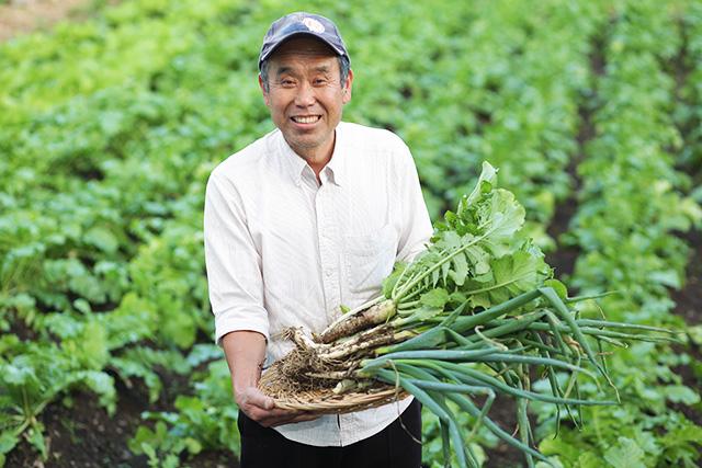 自家農園野菜